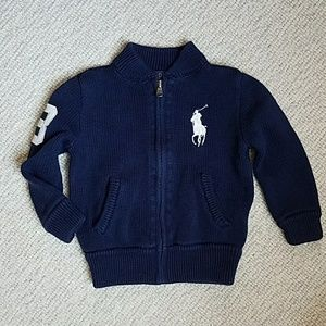 Polo Ralph Lauren Toddler Sweater